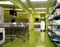 滅菌室の様子
